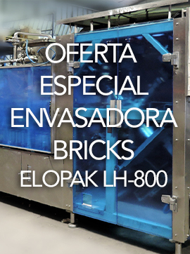 Envasadora de Bricks